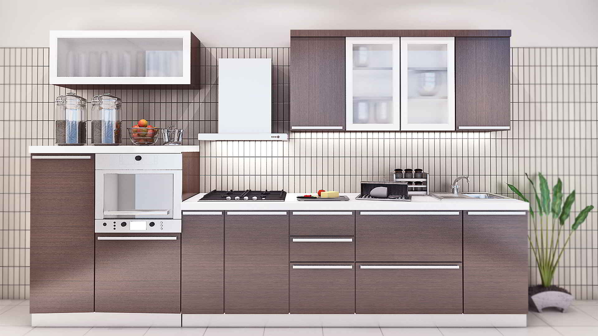 HNT | Modular Kitchen
